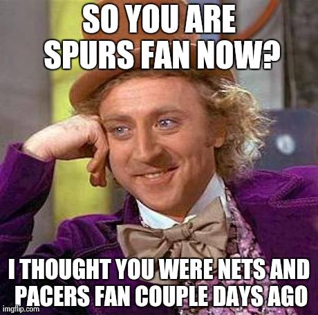Real Spurs Fan