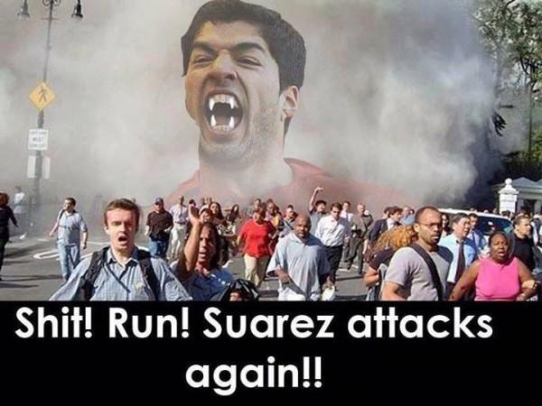 Return of the Suarez