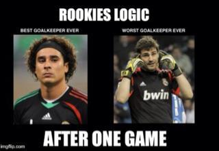 Rookies Logic