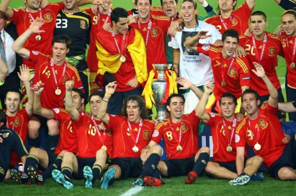 Spain win Euro 2008