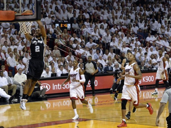 Spurs vs Heat 2.0