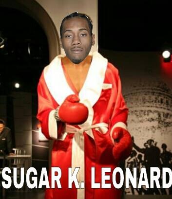 Sugar K Leonard