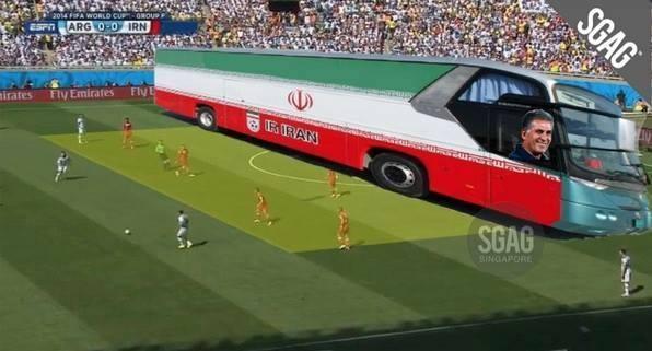 The Iran Bus