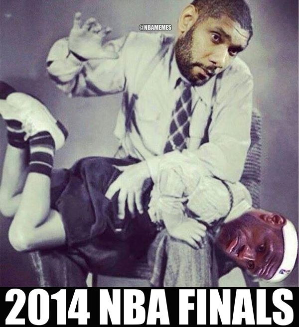 The finals in a nutshell
