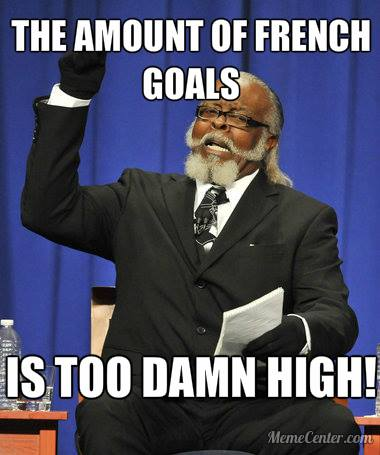 Too many Goals