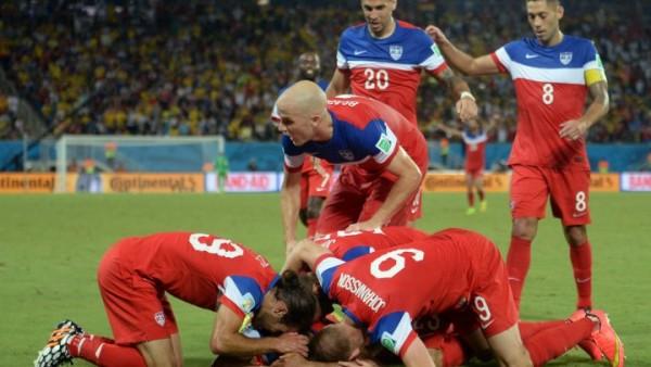 USA beat Ghana