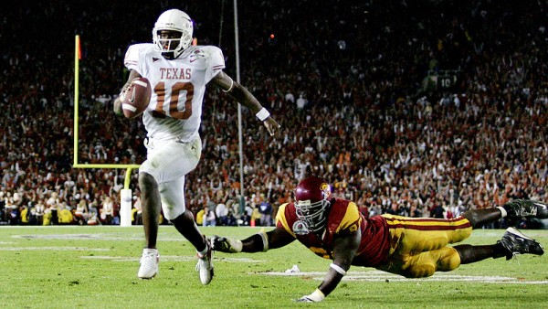 Vince Young vs USC