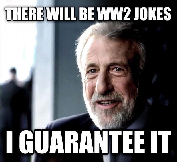 WW2 Jokes