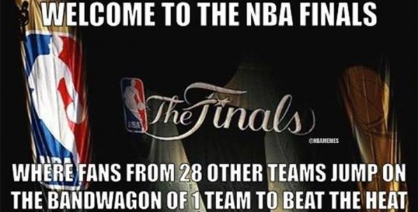 Welcome bandwaggoners hating