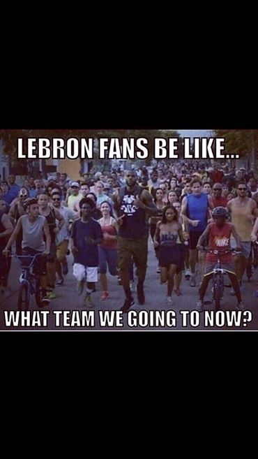 Where to now1 31 Best Memes of LeBron James Maybe Leaving the Miami Heat