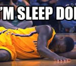 Lance Stephenson sleeping
