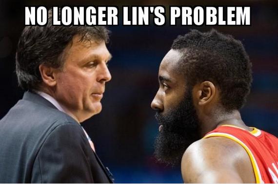 No longer a problem