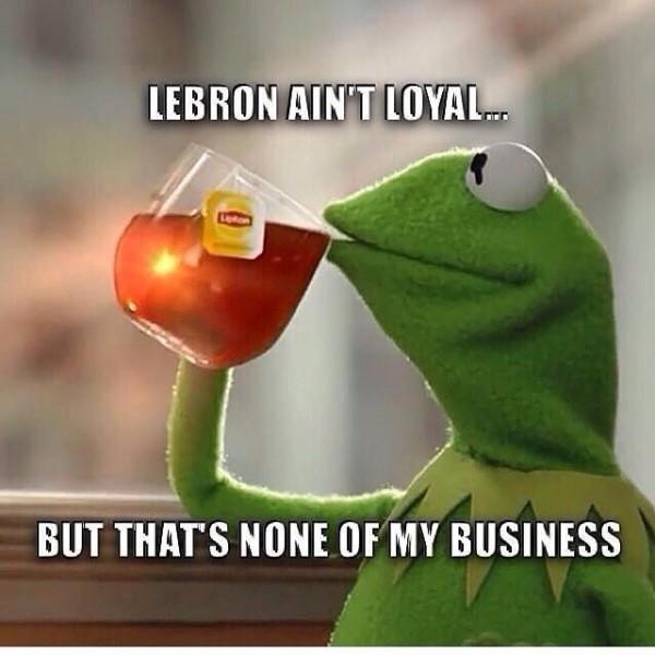 Ain't loyal
