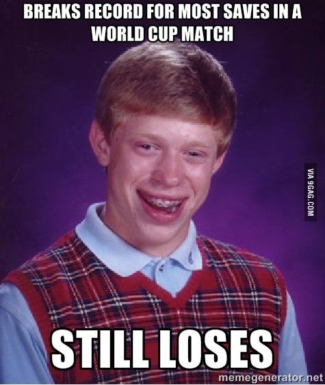 Bad Luck USA