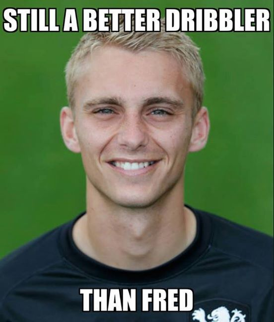 Better than Fred