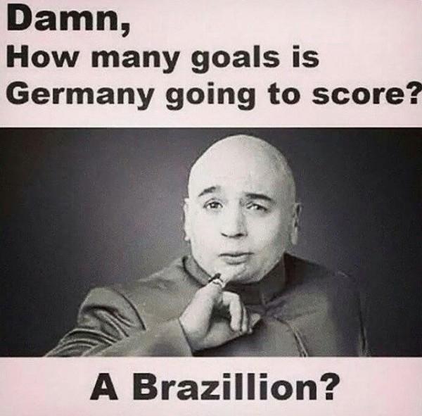 Brazillion joke
