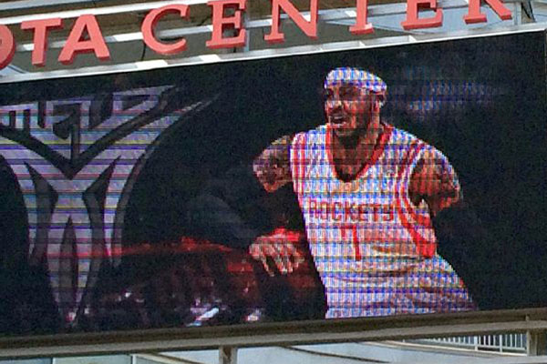 Carmelo Anthony, Toyota Center