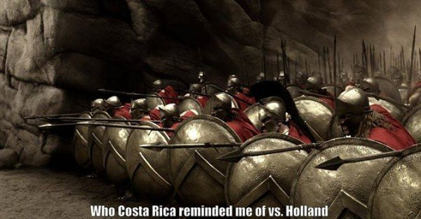 Costa Rica Defense