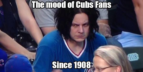 Cubs fans since 1908