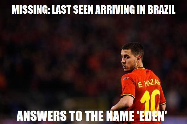Eden Hazard Sucks
