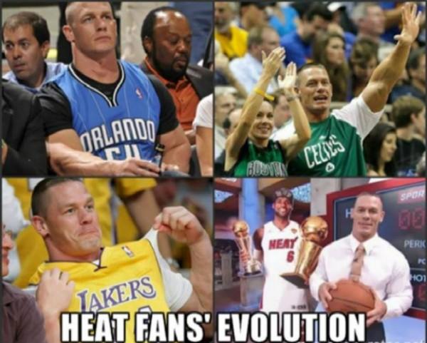 Fans evolution