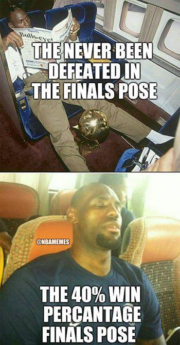 Finals Pose