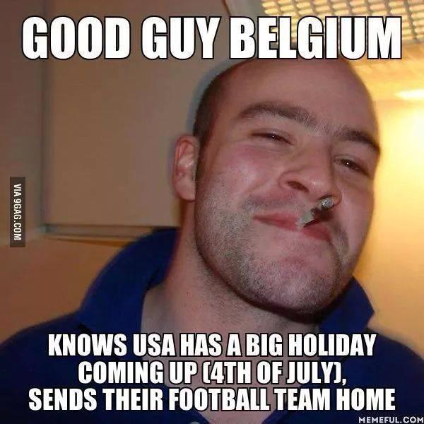 Good Guy Belgium