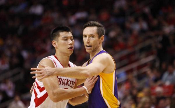Jeremy Lin, Steve Nash