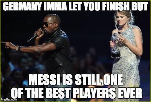 Kanye Support