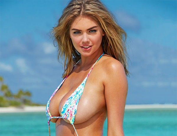 Kate Upton in a Bikini is the Epitome of Summer | Sportige