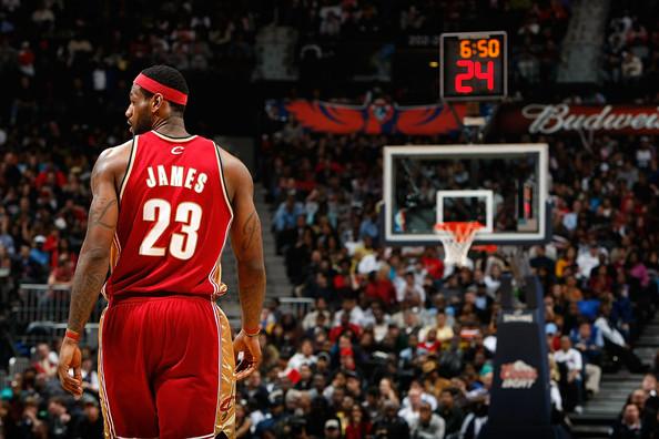 LeBron James #23