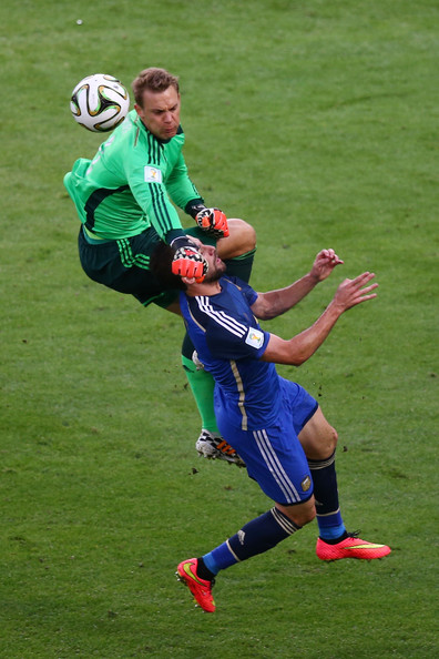 Manuel Neuer Boom