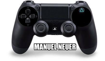 Manuel Neuer Remote