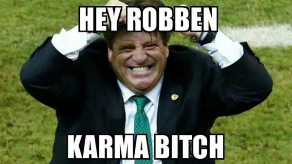 Mexican Karma