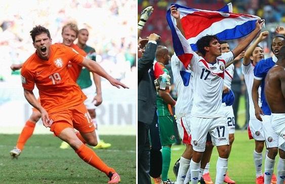 Netherlands, Costa Rica