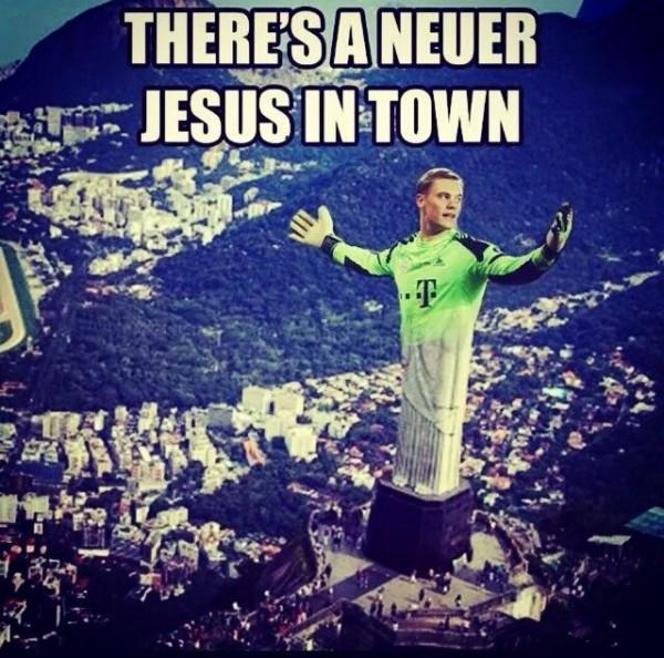 Neuer Jesus