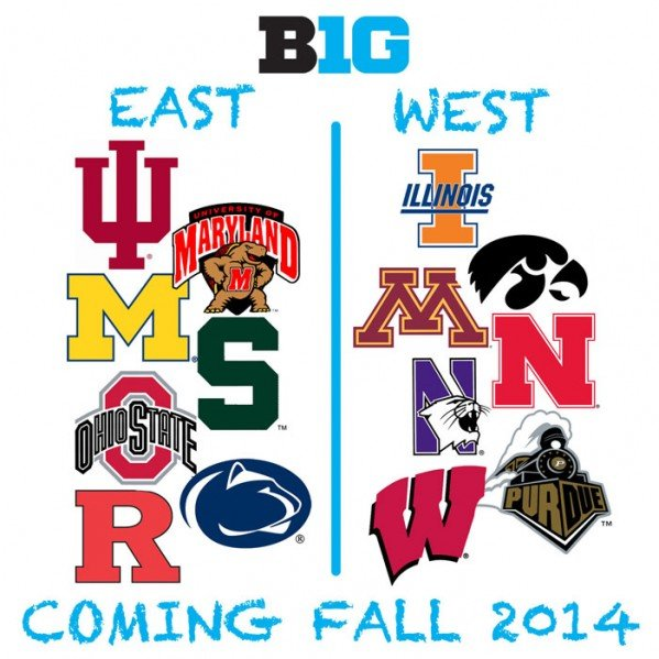 College Football Realignment - A New Day for the Big Ten & ACC