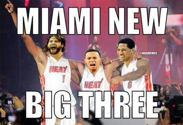 New Big Three
