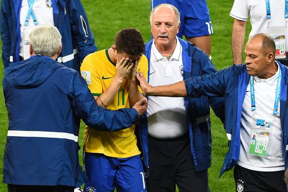 Oscar crying