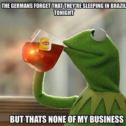 Sleeping in Brazil
