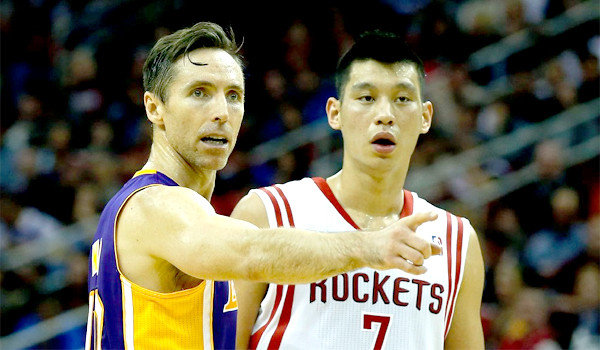 Steve Nash, Jeremy Lin