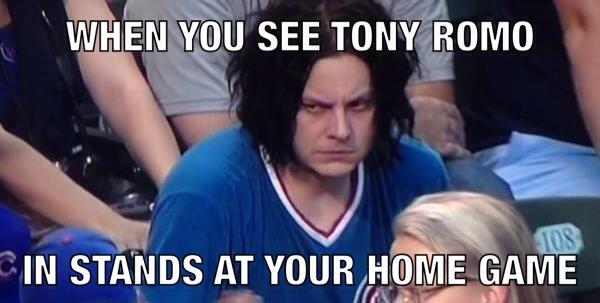 Tony Romo Mojo