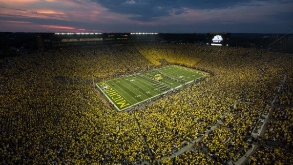 10 Biggest Stadiums in College Football