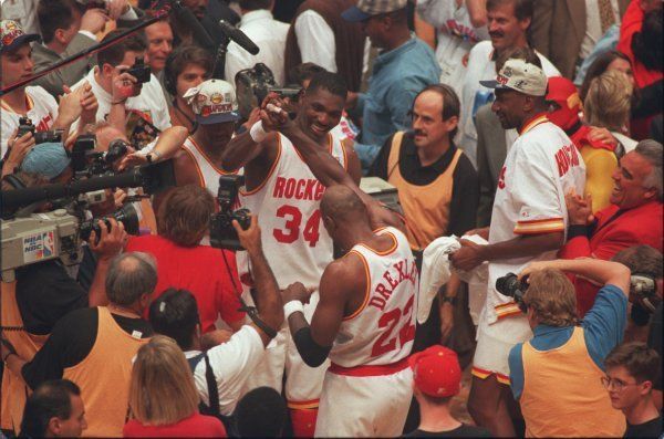 1995 Rockets