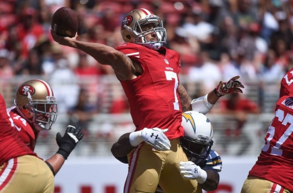 49ers beat Chargers