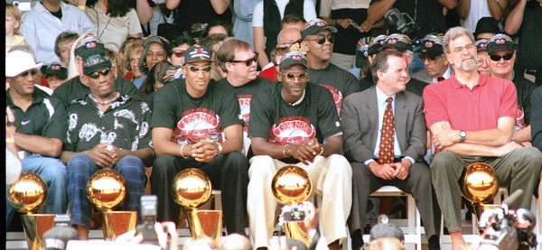 90's Bulls