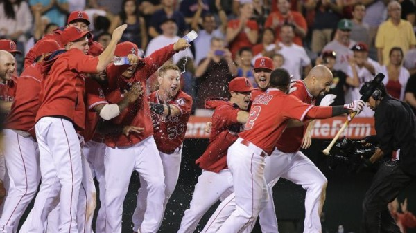 Angels beat Red Sox