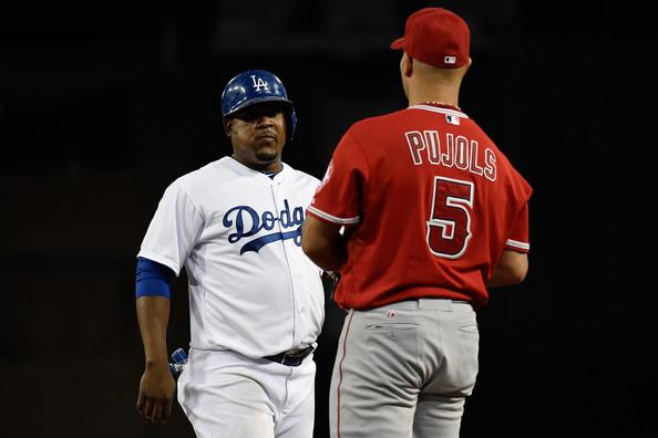 Angels best Dodgers