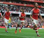 Arsenal beat Crystal Palace