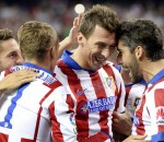 Atletico Madrid beat Real Madrid